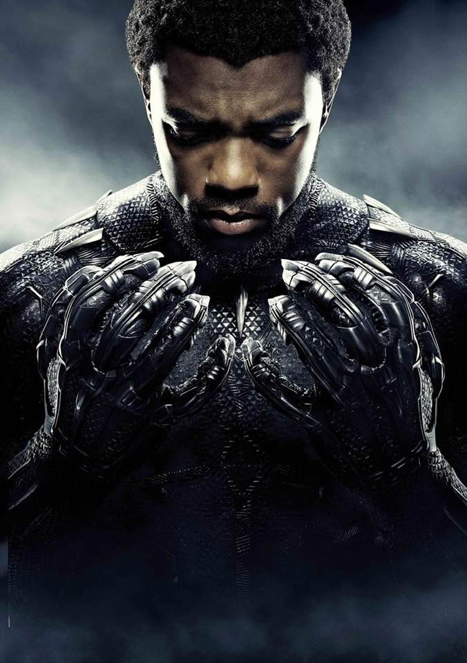 This image has an empty alt attribute; its file name is Black-Panther.jpg